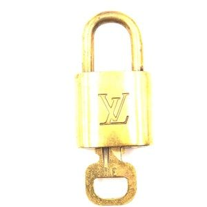 Gold Lock Keepall Speedy Key Set #310 Bag